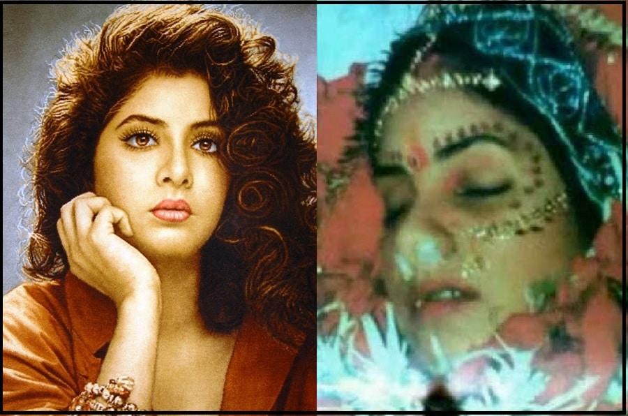 कैसे हुई Divya Bharti की मौत