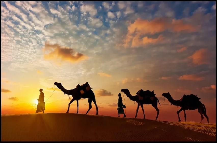 भौगोलिक दृष्टि से Rajasthan