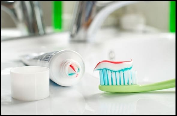 टूथपेस्ट से Pregnancy Test