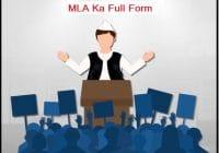 MLA-full-form