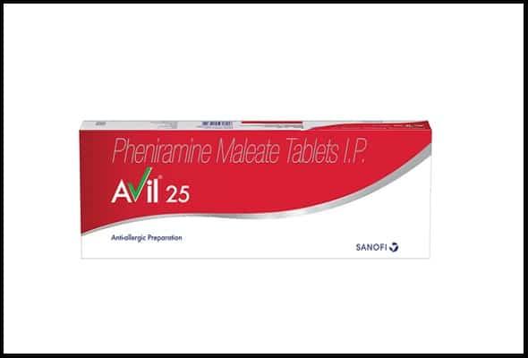 Avil 25Mg Tablet क्या है