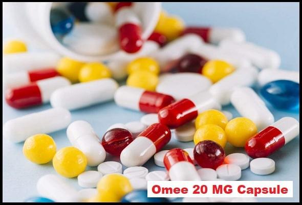 Omee 20 MG Capsule Uses In Hindi, जानिए पूरी जानकारी हिंदी में