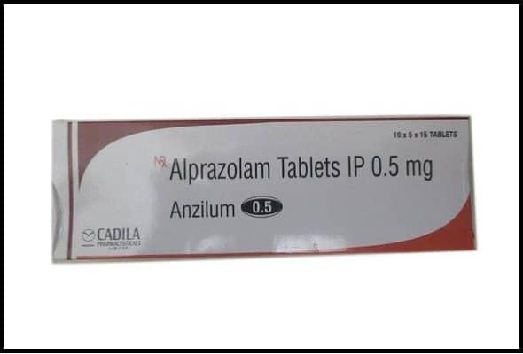 Alprazolam 0.5 MG Tablet क्या है