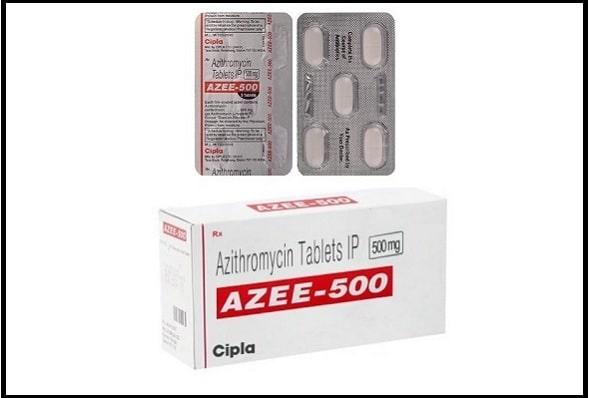 Azee 500 MG Tablet क्या है?